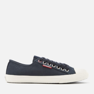 Superdry Men's Low Pro Sleek Trainers - Dark Navy