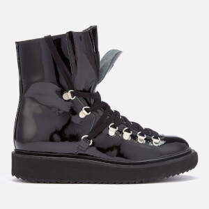KENZO Women's Alaska Patent Leather Boots