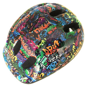 Coyote Kids Graffiti Bike Helmet