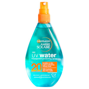 Ambre Solaire UV Water Clear Sun Cream Spray SPF 20 150ml