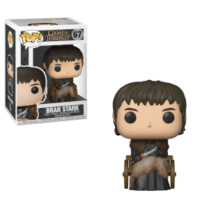 Game of Thrones Bran Stark Pop! Vinyl Figur