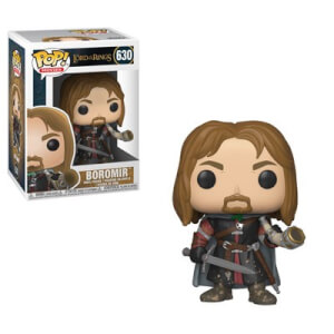 Lord of the Rings Boromir Funko Pop! Figuur
