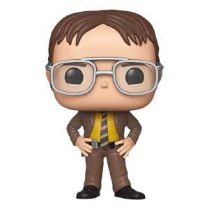 The Office - Dwight Schrute Pop! Vinyl Figur