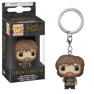 Portachiavi Funko Pop! Tyrion Lannister - Game of Thrones