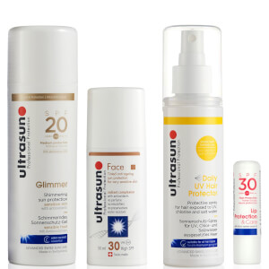 Ultrasun Festival Essentials Pack (Worth £82.00)