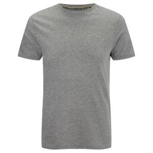 Threadbare Men's William T-Shirt - Grey Marl