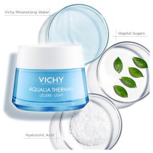 Vichy Aqualia Thermal Light Cream 50ml: Image 2