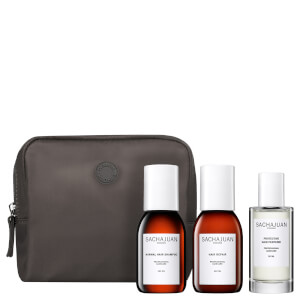 Sachajuan Beauty Bag Hair Perfume Collection Small 250ml (Worth £62.00)