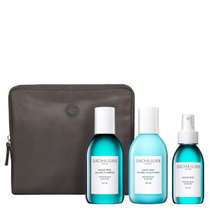 Sachajuan Beauty Bag Ocean Mist Collection Large(사샤후안 뷰티 백 오션 미스트 컬렉션 라지 650ml)
