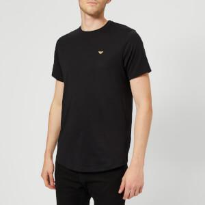 Emporio Armani Men's Back Logo T-Shirt - Nero