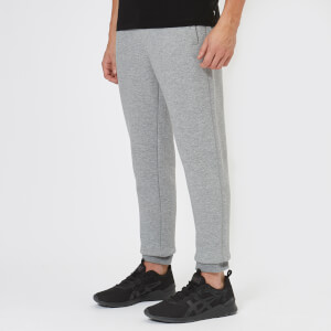 Emporio Armani Men's Small Logo Sweatpants - Grigio Melange