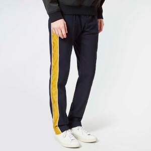 KENZO Men's Taped Track Pants - Ink