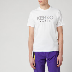 KENZO Men's Paris T-Shirt - White