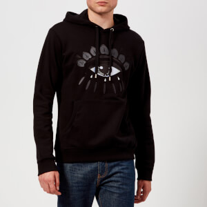 KENZO Men's Eye Logo Hoody - Black