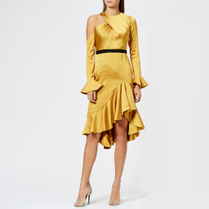 Three Floor Women's Gold Rush Dress - Tawny Olive