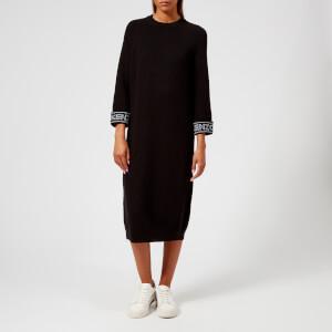 KENZO Women's Kenzo Sport Knit Dress - Black