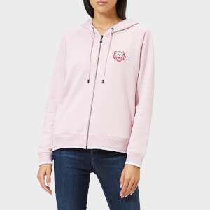 743b13032 KENZO Women's Light Cotton Molleton Hoody - Pastel Pink