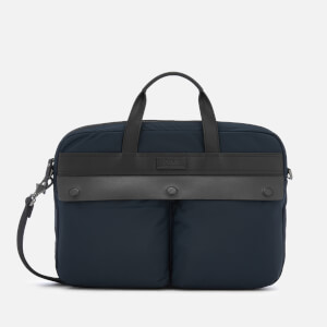 Polo Ralph Lauren Men's Nylon Briefcase - Navy