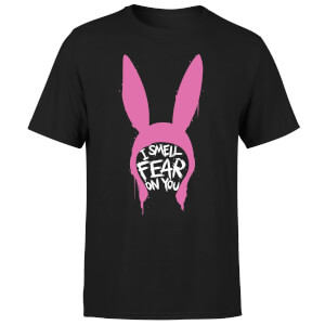 T-Shirt Homme I Smell Fear On You Bob's Burgers - Noir