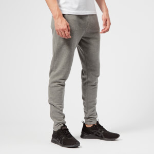 Lyle & Scott Sportswear Men's Yarlside Track Pants - Mid Grey Marl