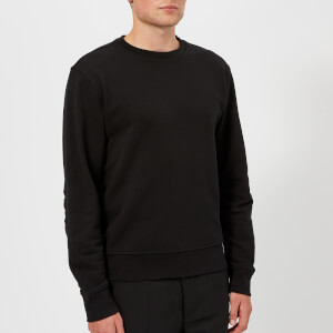 Maison Margiela Men's Elbow Patch Sweatshirt - Black