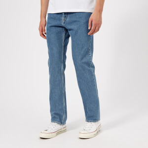 Maison Margiela Men's 80's Washing Decortique Jeans - Light Indigo