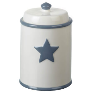 Parlane Starry Jar - White/Blue