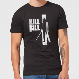 Kill Bill Silhouette Men's T-Shirt - Black