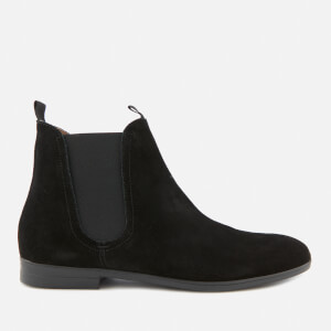 Hudson London Men's Atherstone Suede Chelsea Boots - Black