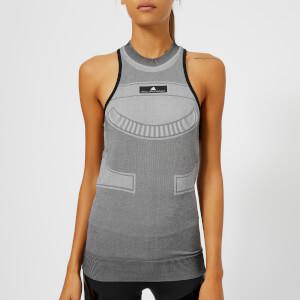 adidas by Stella McCartney Women's Run Ultra Tank Top - Black/White