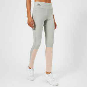 adidas by Stella McCartney Women's Yoga Comfort Tights - Pearl Rose/Stone