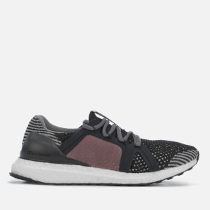 adidas by Stella McCartney Women's Ultraboost Trainers - Core Black/Pink/Red