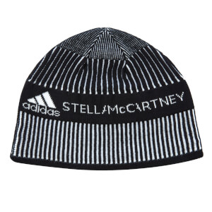 adidas by Stella McCartney Women's Run Beanie Hat - Black/White