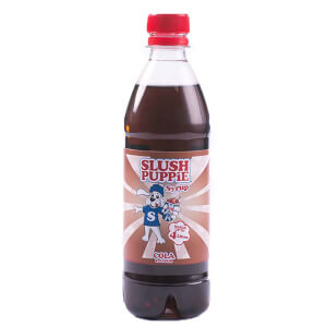 Slush Puppie Sirup – Cola