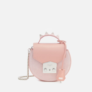 SALAR Women's Carol Cross Body Bag - Pink