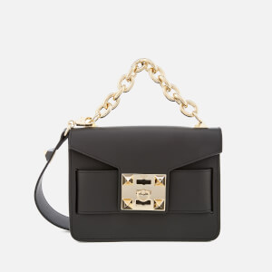 SALAR Women's Mila Shoulder Bag - Black