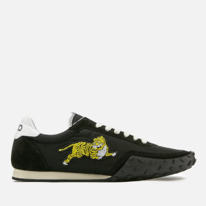 KENZO Men's Move Low Top Trainers - Black