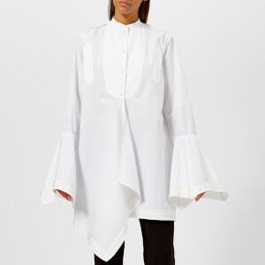 JW Anderson Women's Umbrella Shirt - White