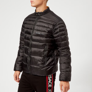 Versace Jeans Men's Down Jacket - Nero