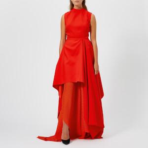 Solace London Women's Serafine Dress - Red