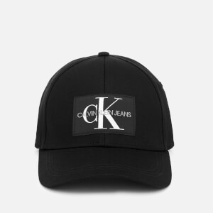 Calvin Klein Women's Monogram Cap - Black Beauty