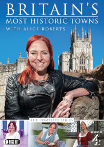 Britain's Most Historic Towns: Alice Roberts