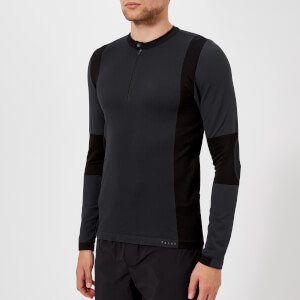 FALKE Ergonomic Sport System Men's Anderson Half Zip Top - Black