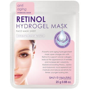 Skin Republic Hydrogel Face Sheet Mask Retinol 25 g