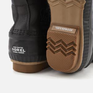 Sorel Men's Cheyanne II Premium Lace Up Boots - Black: Image 4
