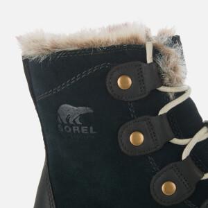 Sorel Women's Explorer Joan Hiker Style Boots - Black Dark Stone: Image 4