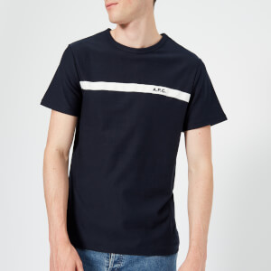 A.P.C. Men's Yukata T-Shirt - Dark Navy