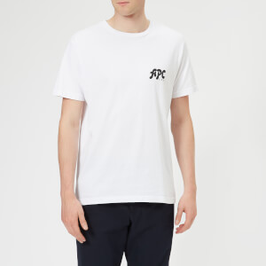 A.P.C. Men's Richie T-Shirt - Blanc