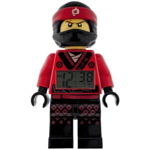 LEGO Ninjago Kai Minifigure Clock