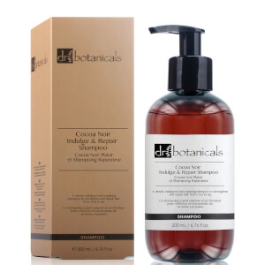 Dr Botanicals Cocoa Noir Indulge and Repair -shampoo 200ml
